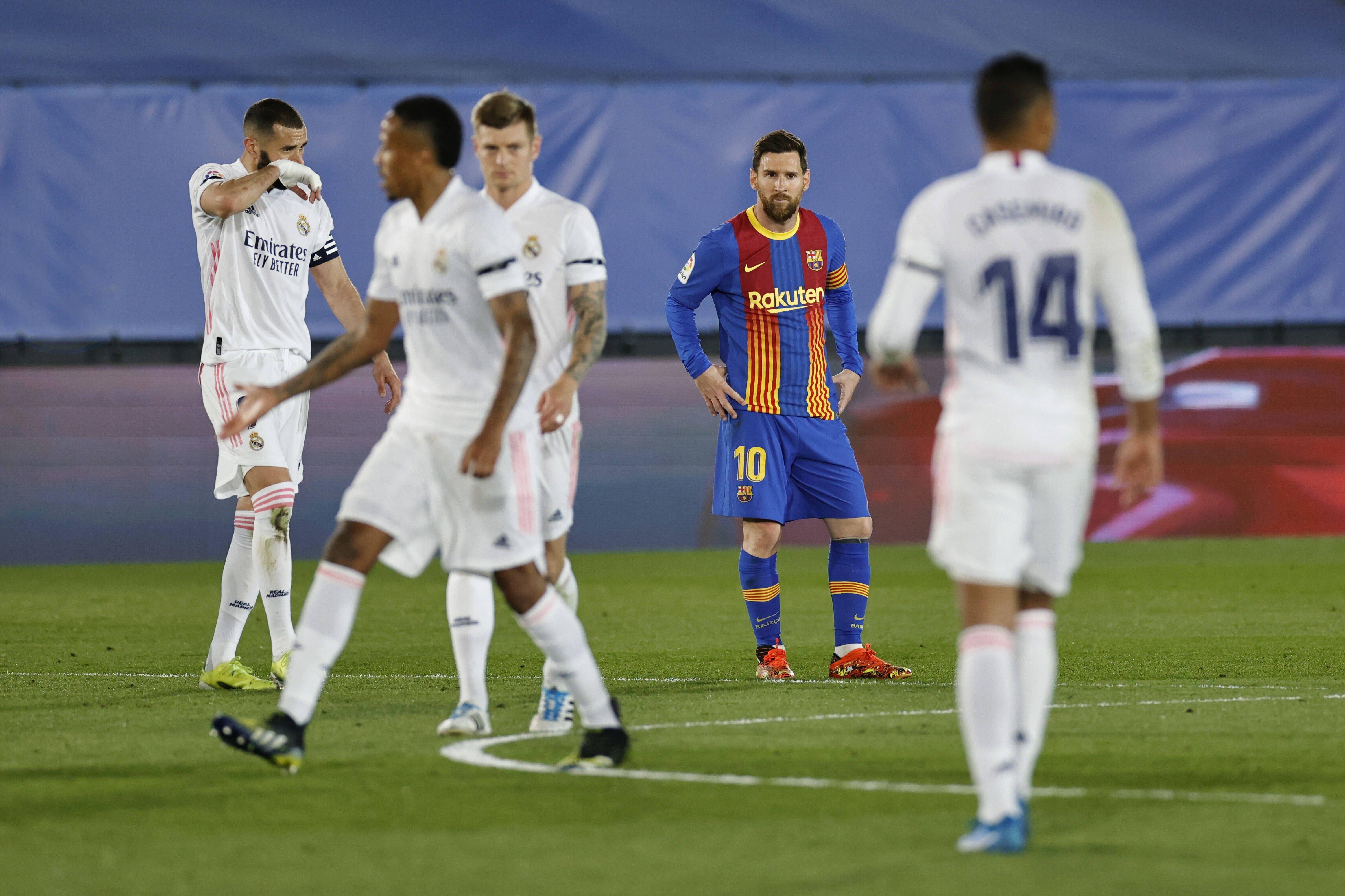 Как 'Реал' переиграл 'Барселону' в 'эль-класико' - 2:1: все голы матча. ВИДЕО