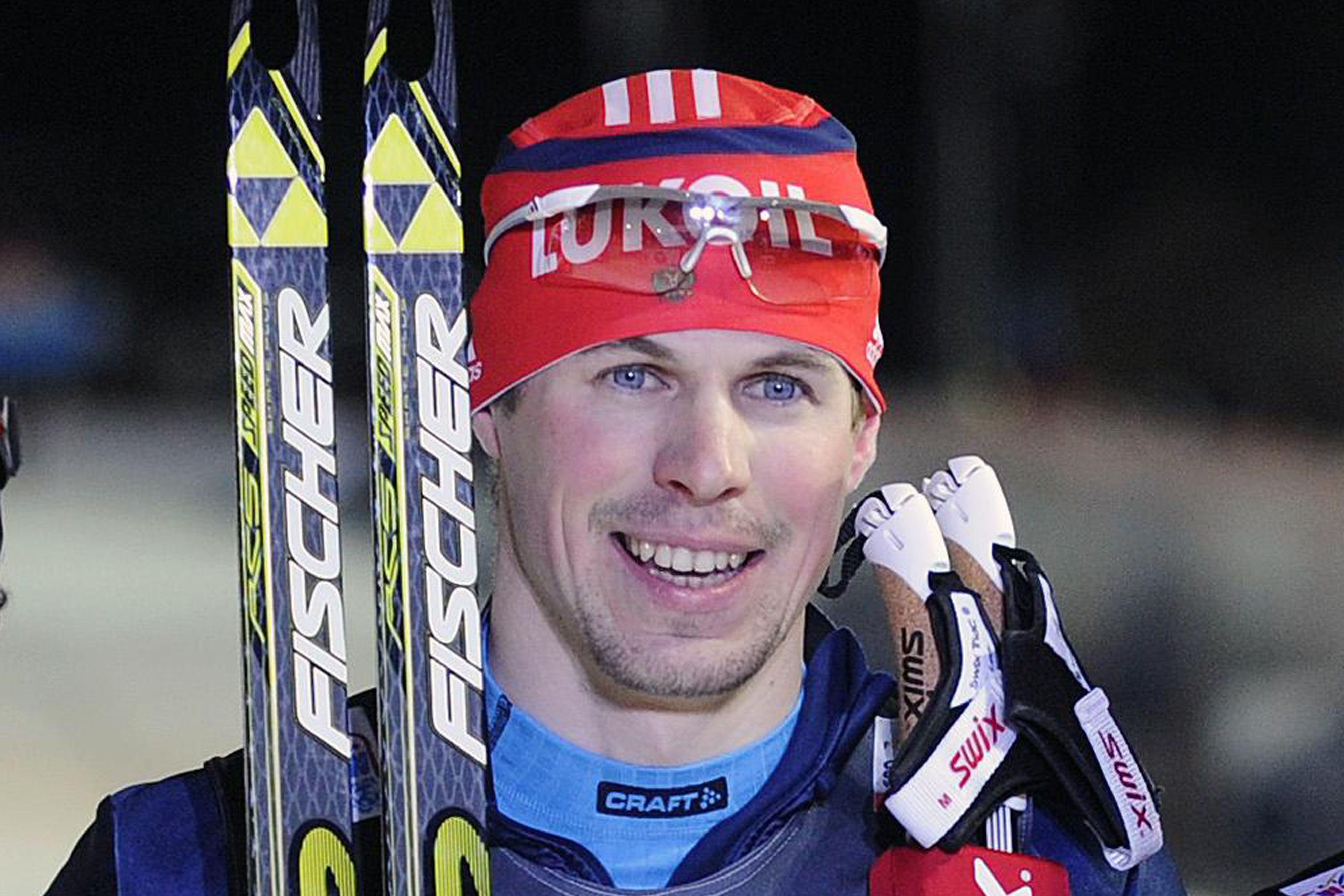 Лыжник Устюгов рассказал, как его путают с биатлонистом