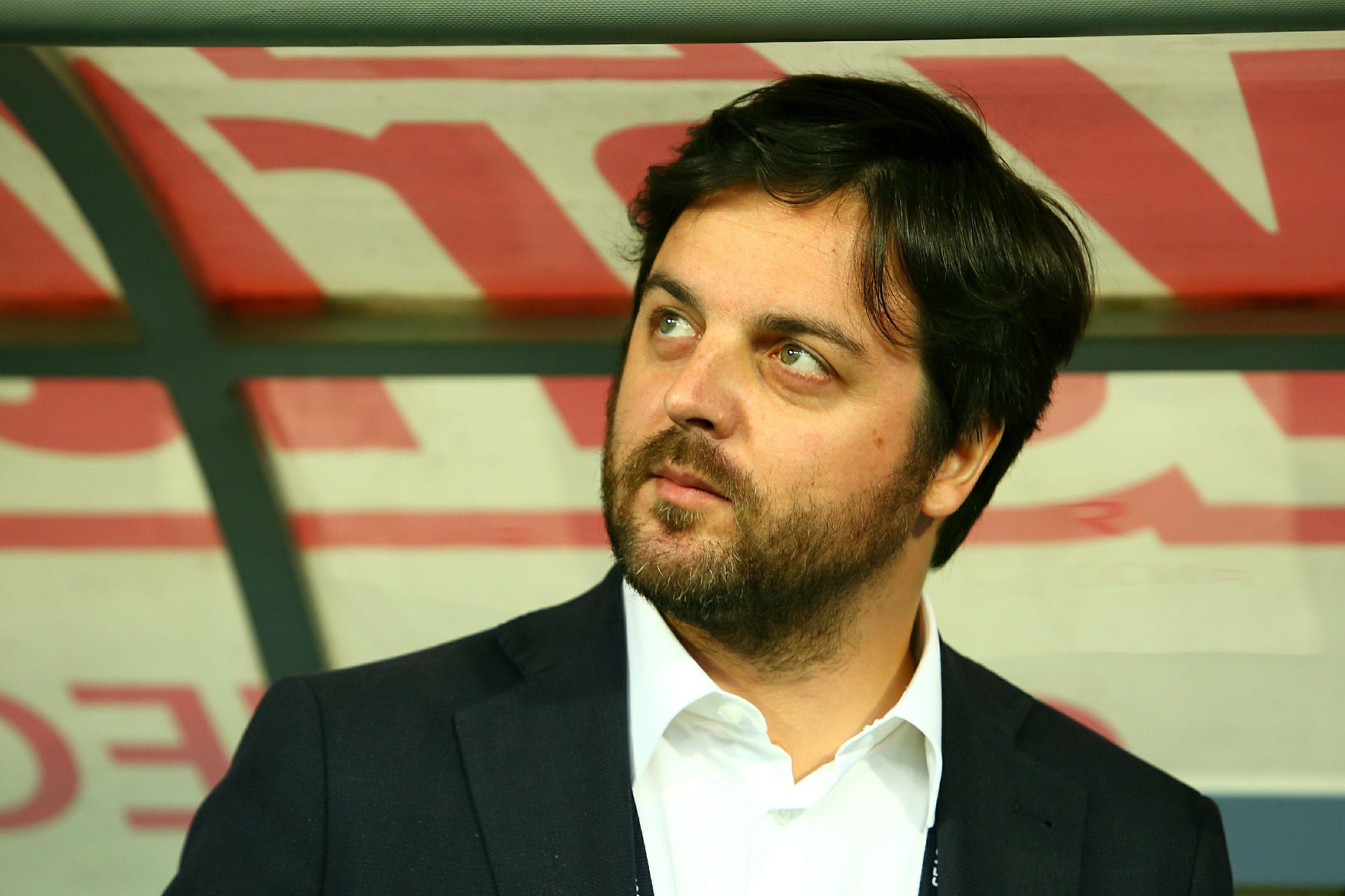Бывший спортивный директор 'Зенита' приступил к работе в новом клубе