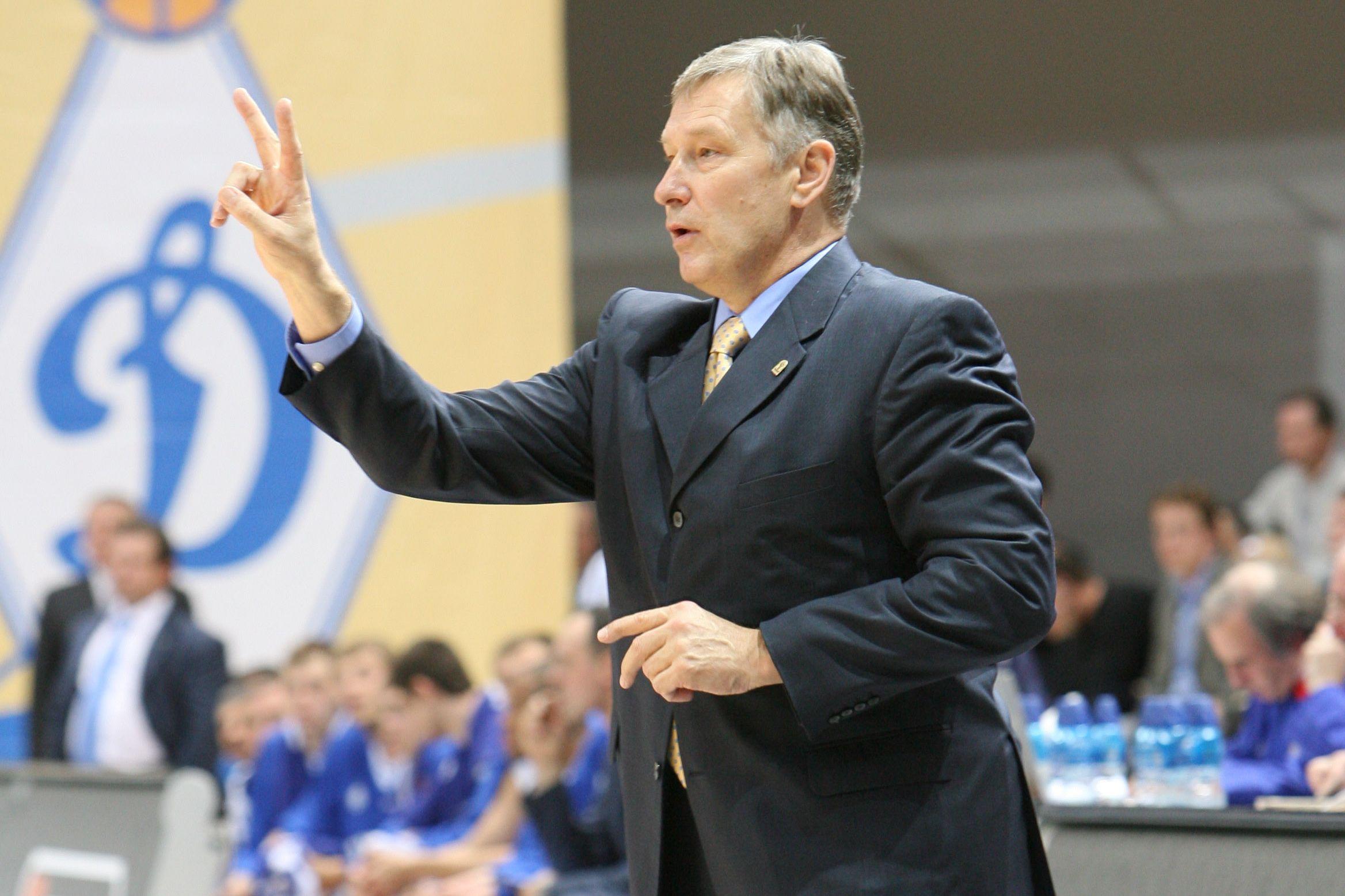 Бывший тренер сборной России оценил шансы 'Зенита' в противостоянии с 'Барселоной' в Евролиге