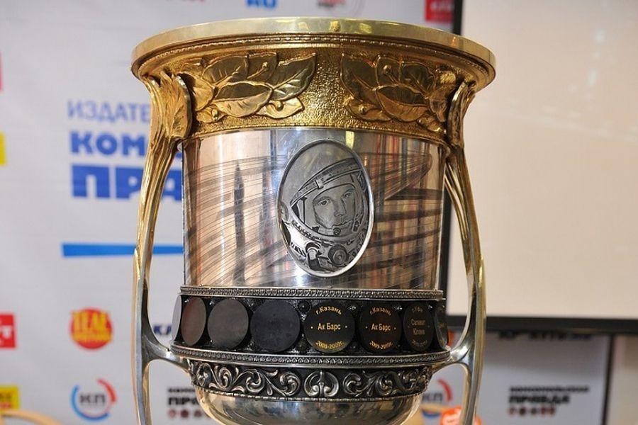 В финале Кубка Гагарина 2021 года сыграют те же команды, что и в 2019 году
