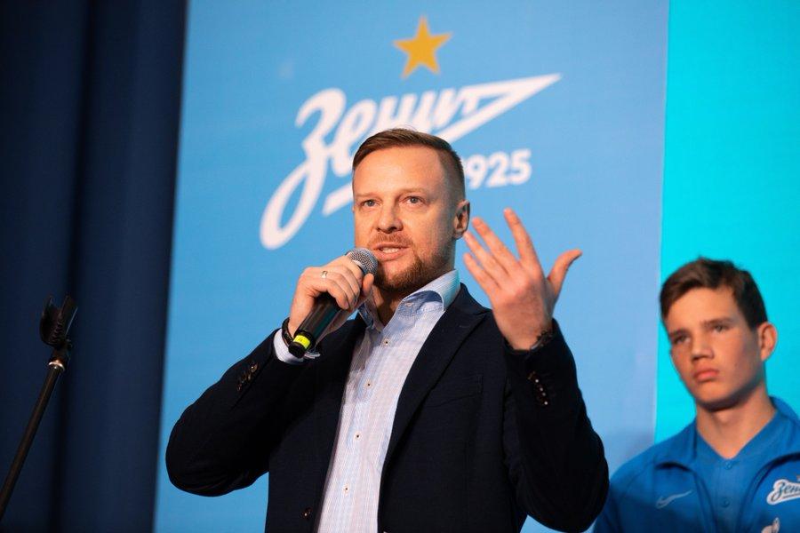 Малафеев объяснил, почему Семаку удалось сделать 'Зенит' чемпионом, а Луческу и Манчини - нет