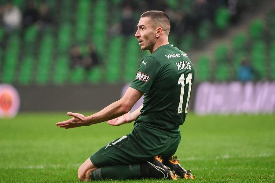 Как 'Зенит' вырвал ничью в матче с 'Краснодаром' - 2:2: все голы матча. ВИДЕО