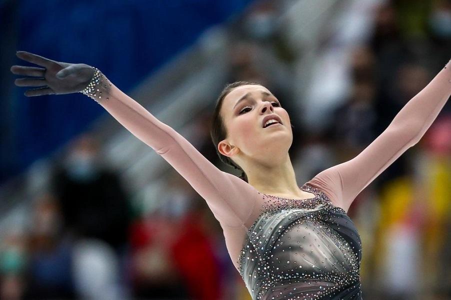 Лайшев: 'Щербакова - красивейшая девчонка с потрясающей техникой. Такого не бывает'