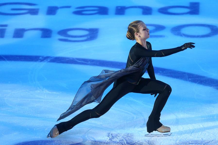 Рудковская поделилась снимком с Трусовой и Титовой: Наши чемпионки. ФОТО