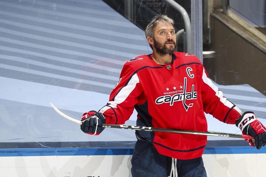 730-я шайба Овечкина в НХЛ. ВИДЕО