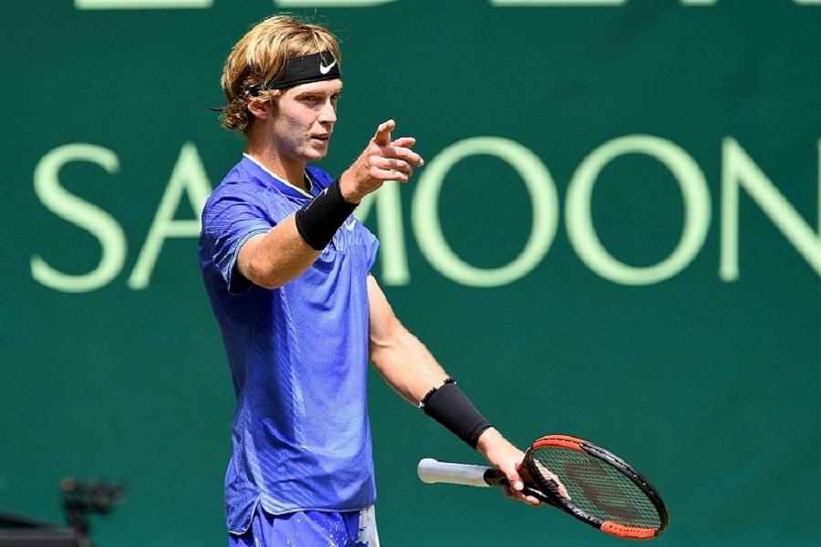 Рублёв обошёл Федерера и вышел на 7-е место в рейтинге ATP