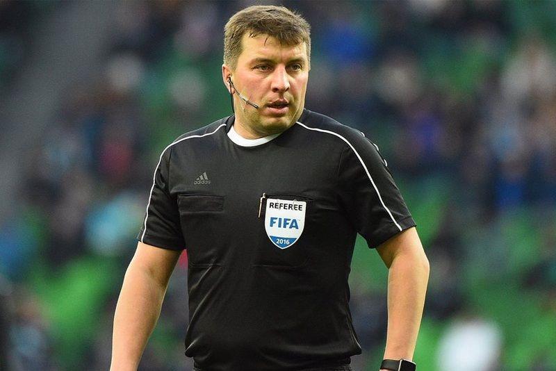 'Хочу пообщаться с руководителем по-мужски'. Судья Вилков отреагировал на своё отстранение