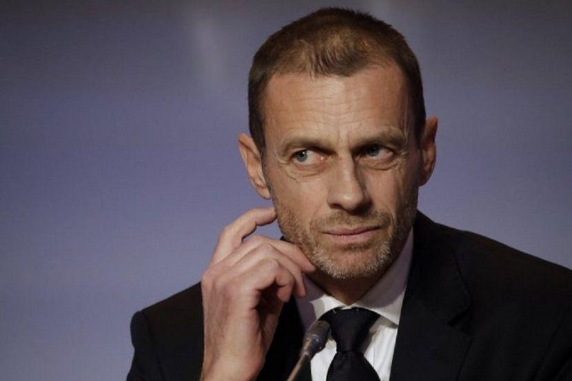 Президент УЕФА: 'Аньелли — главное разочарование. Не видел человека, который так много врёт'