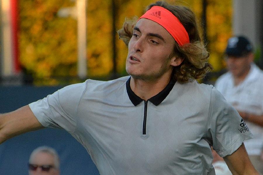 Циципас признался, что посвящает матчи на Australian Open своему русскому дедушке
