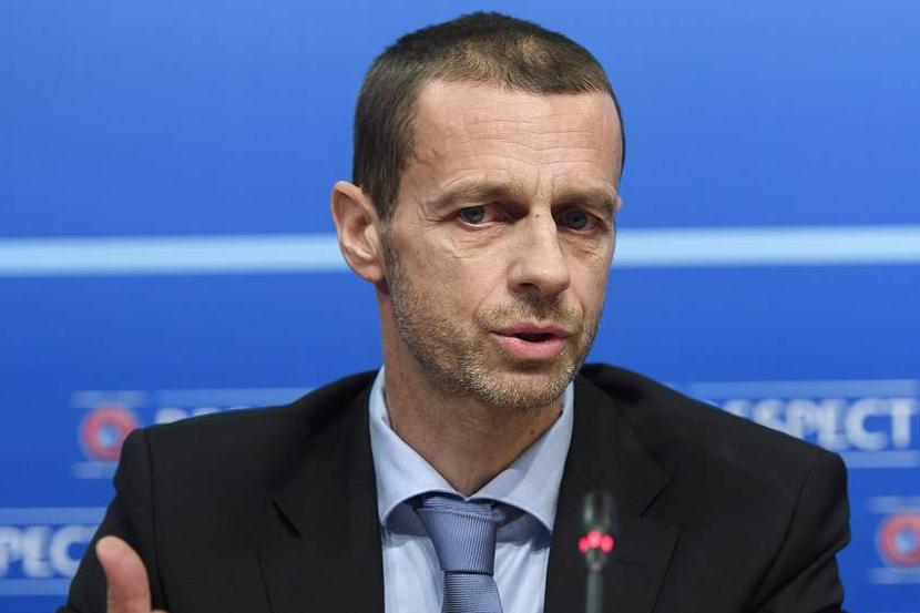 Глава УЕФА — о выходе клубов из Суперлиги: 'Это достойно восхищения'