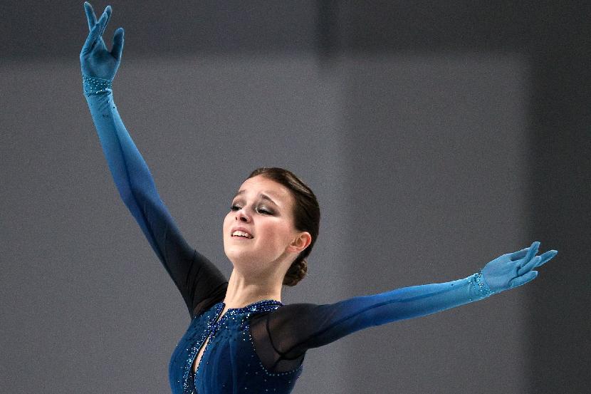 Сотникова — про Щербакову: 'Она приучила нас к победам'