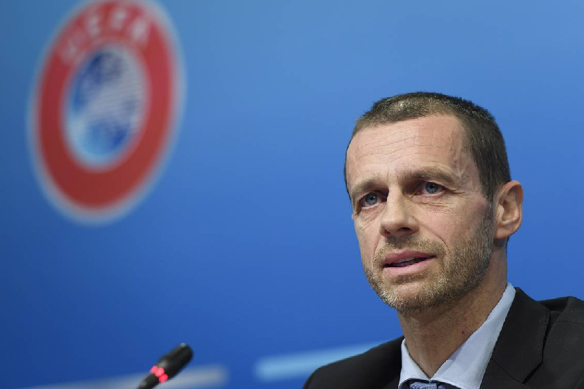 Глава УЕФА ответил Пересу: 'Ему нужен президент УЕФА, который будет позволять делать что угодно'