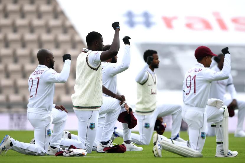 МОК запретил спортсменам преклонять колено в поддержку Black Lives Matter на Олимпийских играх в Токио