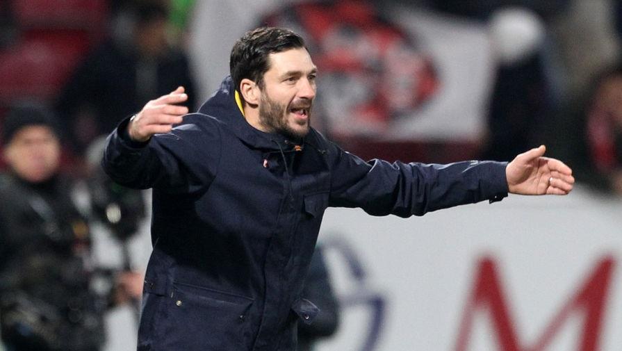 Главный тренер 'Динамо' Шварц ответил на вопрос о возможном возвращении в Бундеслигу