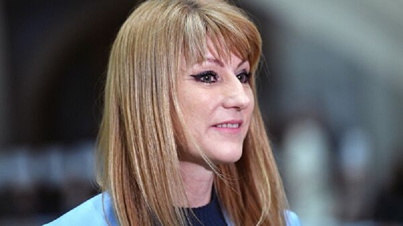 Журова отреагировала на запрет акций в поддержку BLM на Олимпиаде
