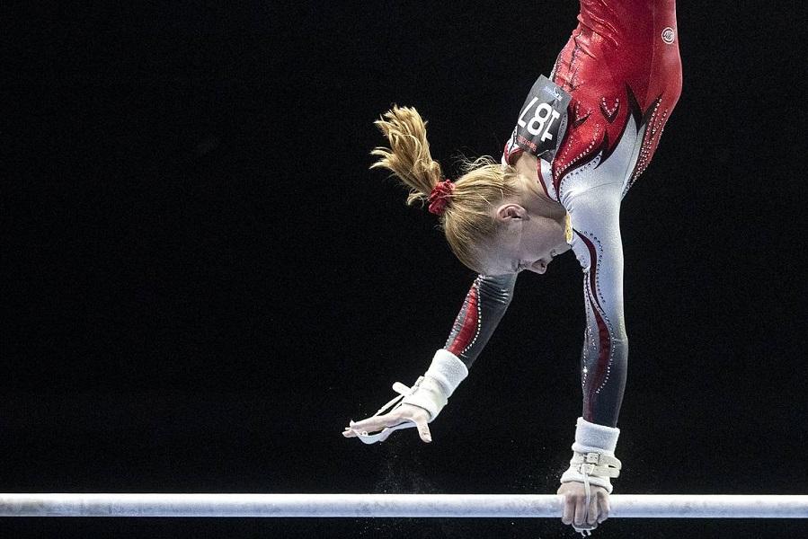15-летняя Листунова выиграла ЧЕ-2021 по спортивной гимнастике в многоборье