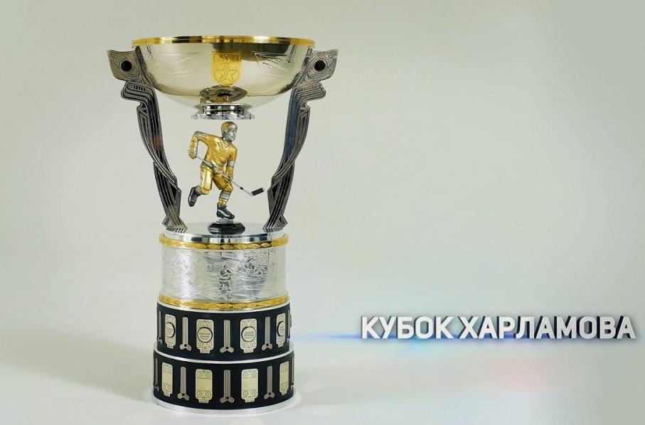 Московское 'Динамо' выиграло Кубок Харламова