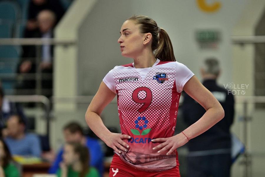 'Калечить себя я не готова'. Российская волейболистка объяснила, почему отказалась от поездки на Олимпиаду