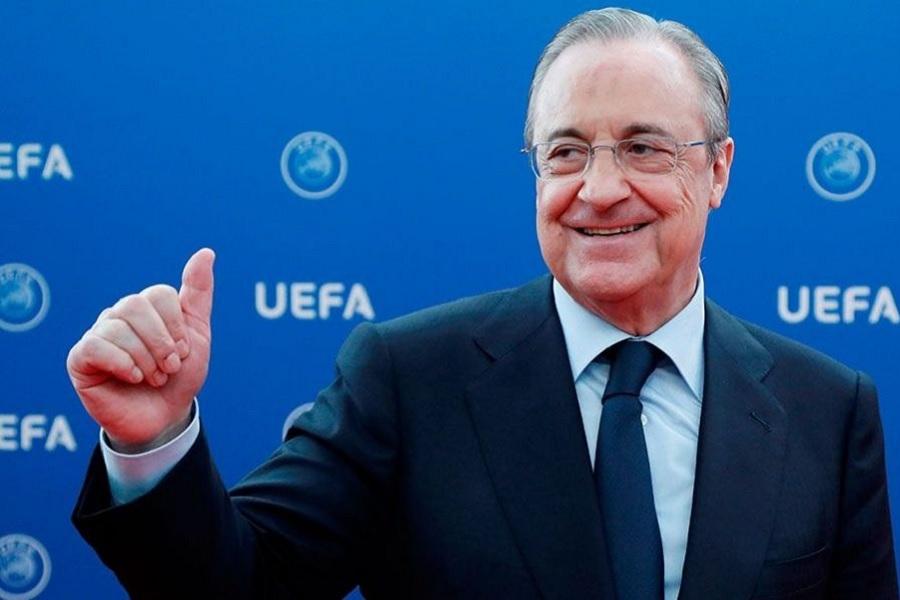 Президент 'Реала' хочет судиться с УЕФА из-за Суперлиги
