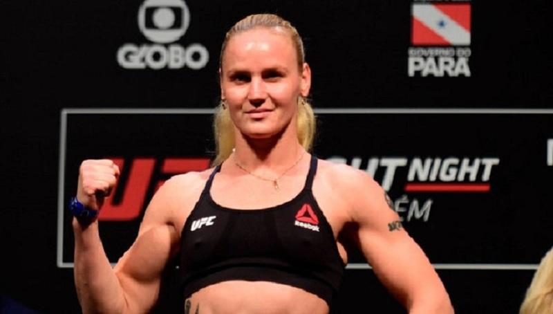 Президент UFC: 'Шевченко в поединке с Андраде была словно демон'