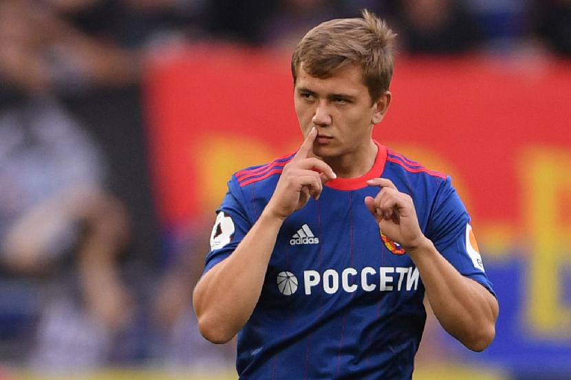 ЦСКА может отпустить Облякова в 'Краснодар' в обмен на Уткина