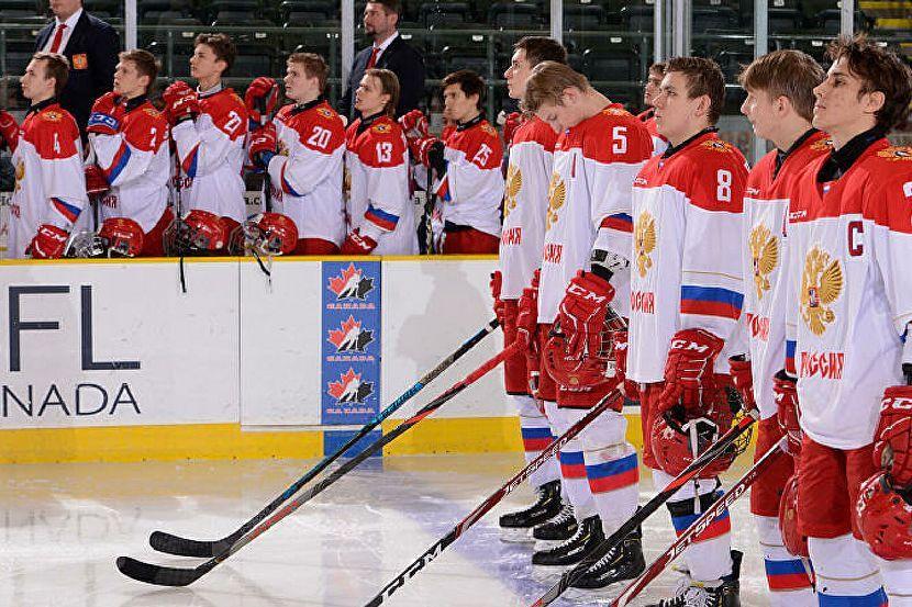 Хоккей, ЮЧМ-2021, Россия - США, прямая текстовая онлайн трансляция