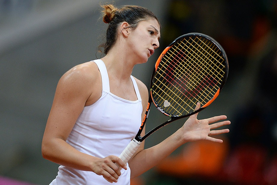 Гаспарян проиграла украинке Костюк в полуфинале квалификации турнира в Мадриде