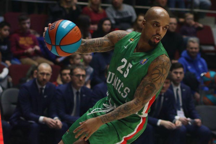 Баскетбол. Еврокубок. Финал. Монако - УНИКС. Прямая текстовая онлайн трансляция