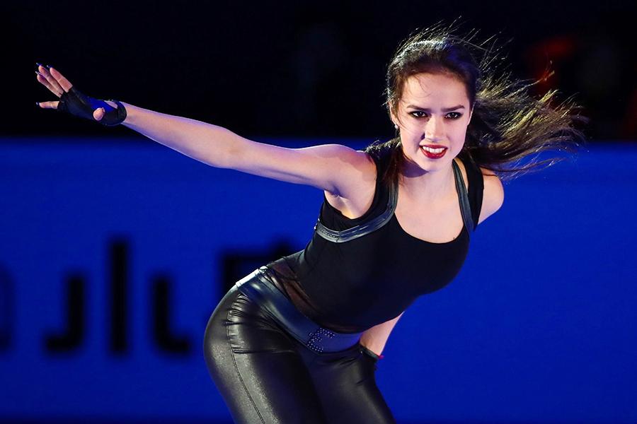 Загитова подвела итоги шоу Тутберидзе 'Чемпионы на льду'. ВИДЕО