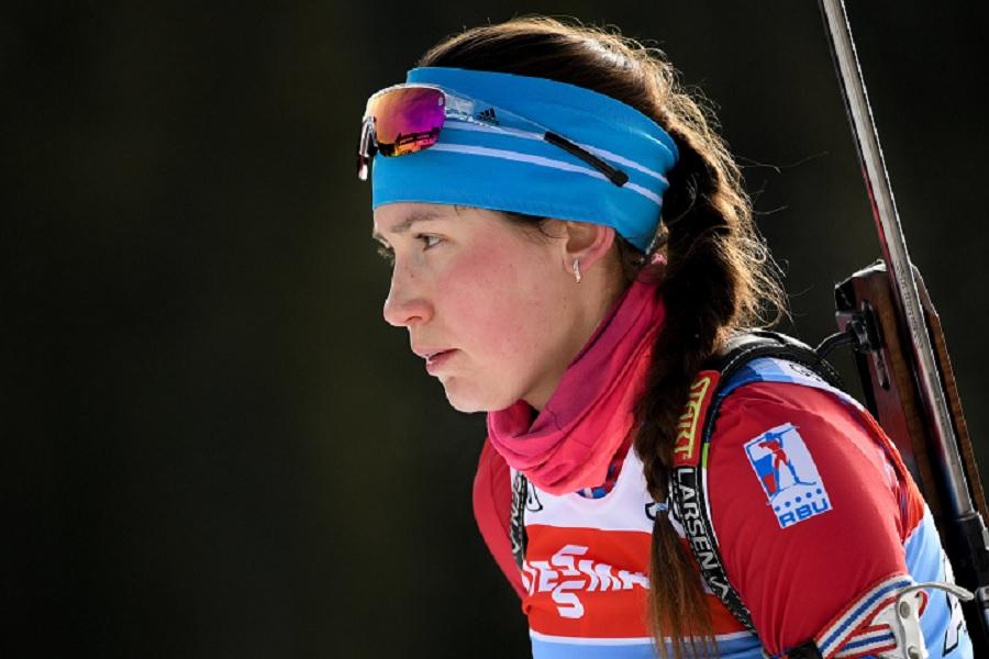 Биатлонистка Васнецова показала фото с отдыха на Кубке