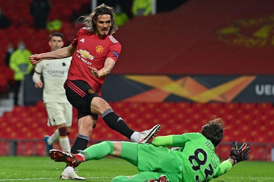 Как 'Манчестер Юнайтед' уничтожил 'Рому' в полуфинале Лиги Европы (ВИДЕО)