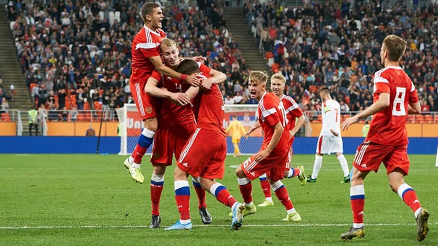 Молодёжная сборная России в июне сыграет против Болгарии и Сербии