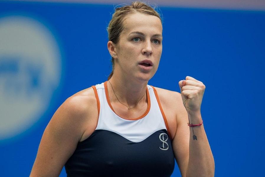 Павлюченкова и Остапенко вышли в третий круг парного турнира в Мадриде