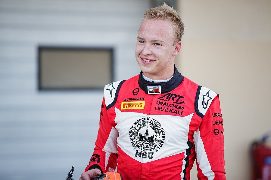 Российский пилот Мазепин получил штрафной балл по итогам Гран-при Португалии