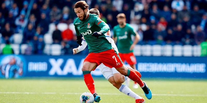 'Локомотив' в матче с 'Зенитом' пропустил больше, чем за весь 2021 год