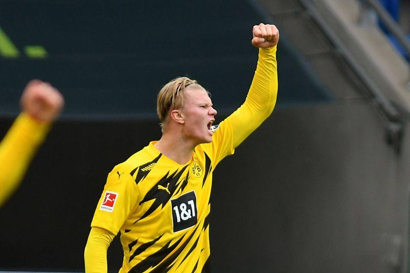 В дортмундской 'Боруссии' сообщили, что Холланд не покинет клуб этим летом