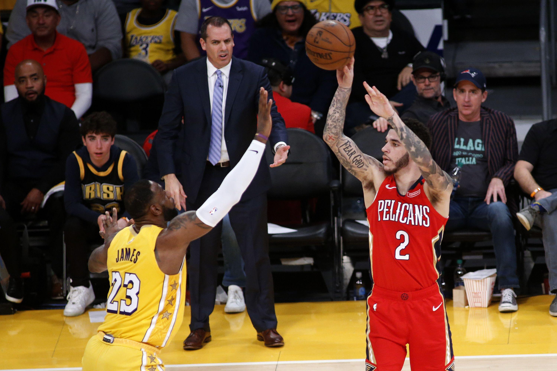 Пять клубов НБА хотят выменять Лонзо Болла