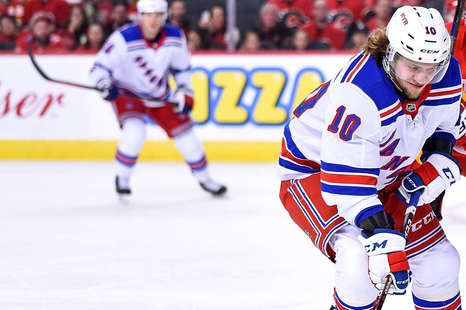 У Панарина новый рекорд в НХЛ. ВИДЕО
