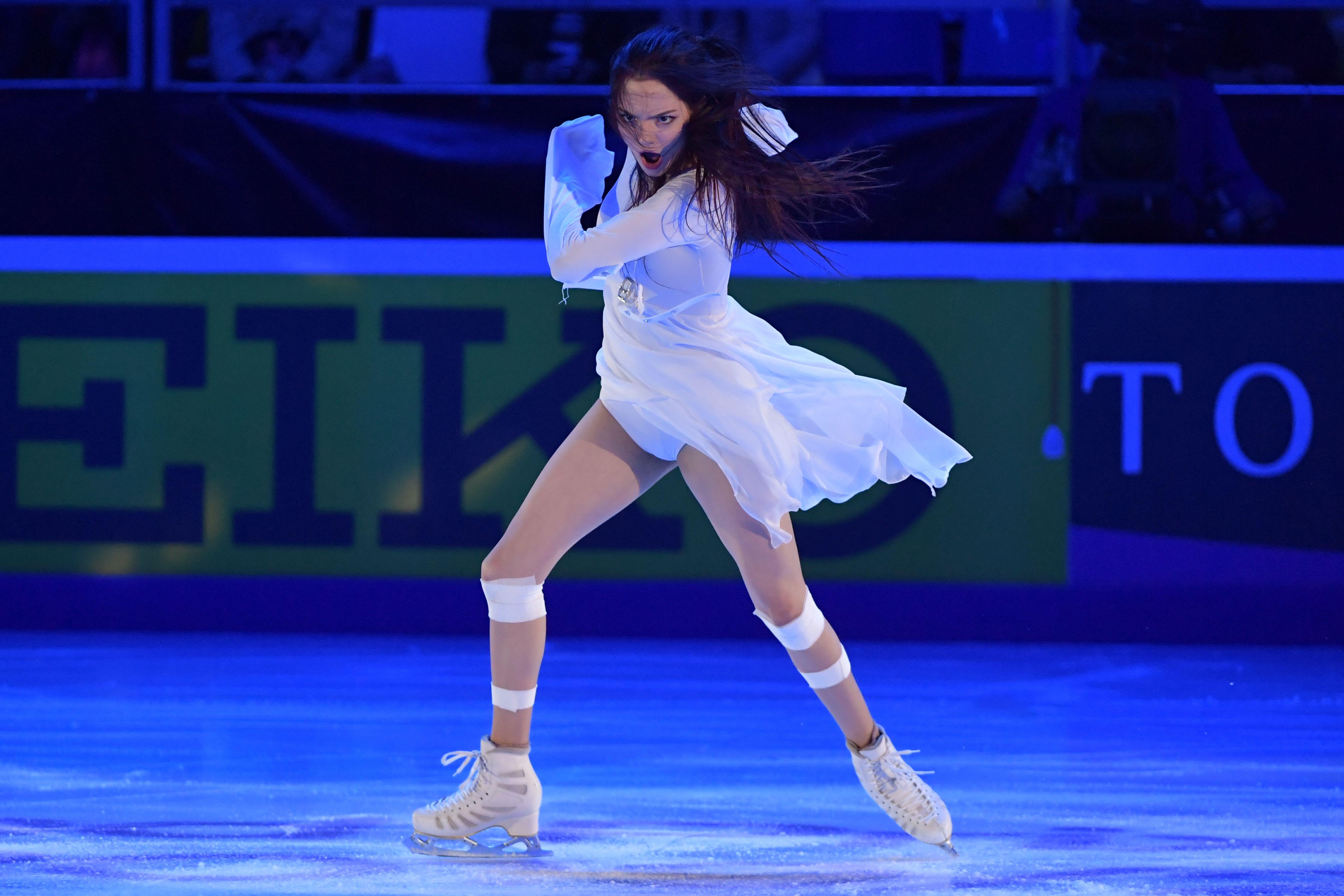 Медведева рассказала, как относится к Щербаковой и Трусовой