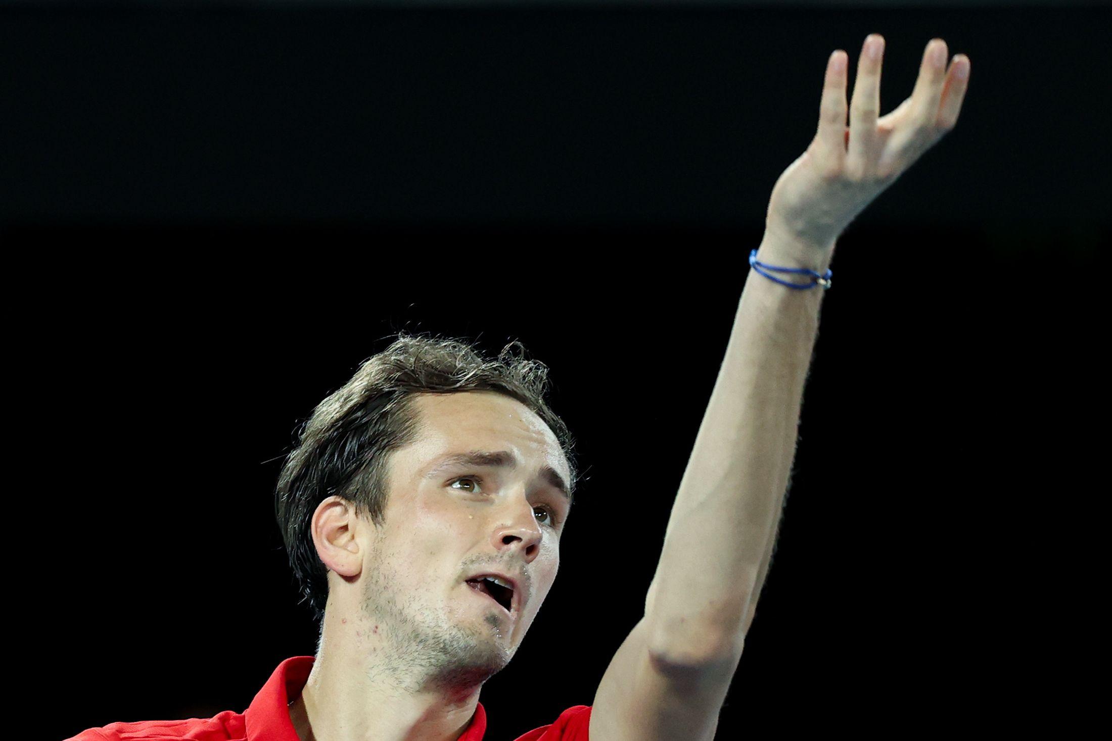 Медведев рассказал, как отпразднует День рождения на Australian Open