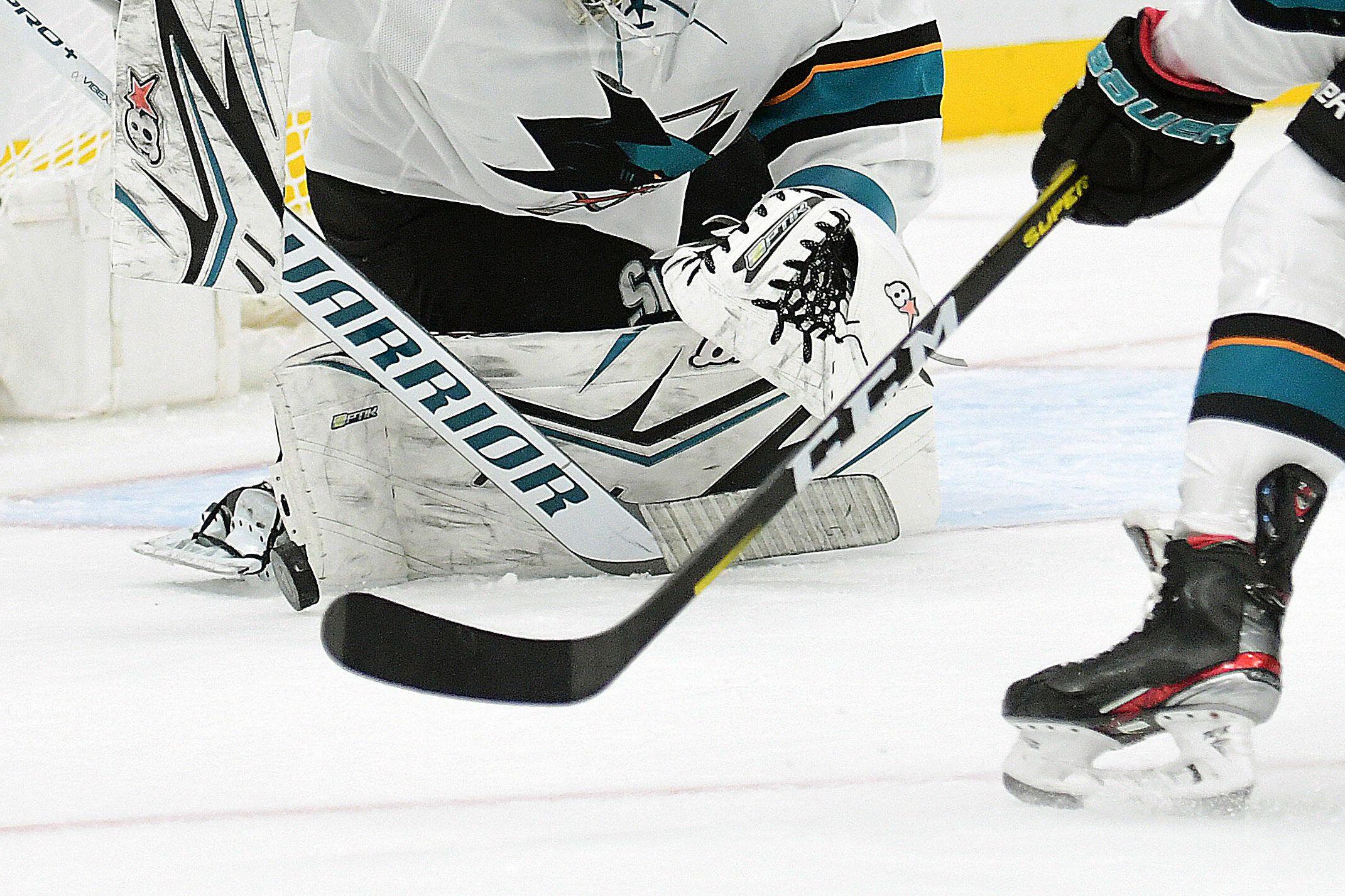 Мельничук дебютировал в НХЛ за 'Сан-Хосе'