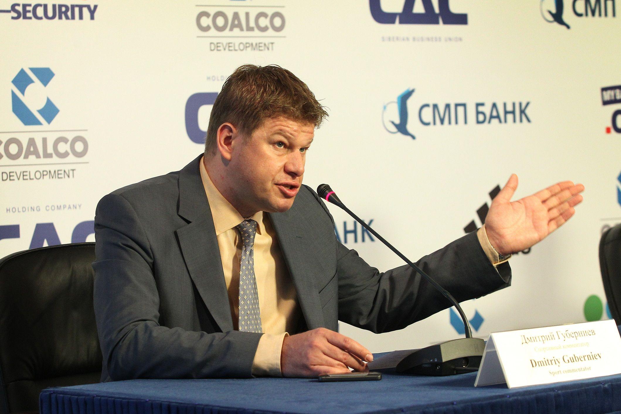 Губерниев: 'Латыпов — в промахе от медали, хорошее выступление'
