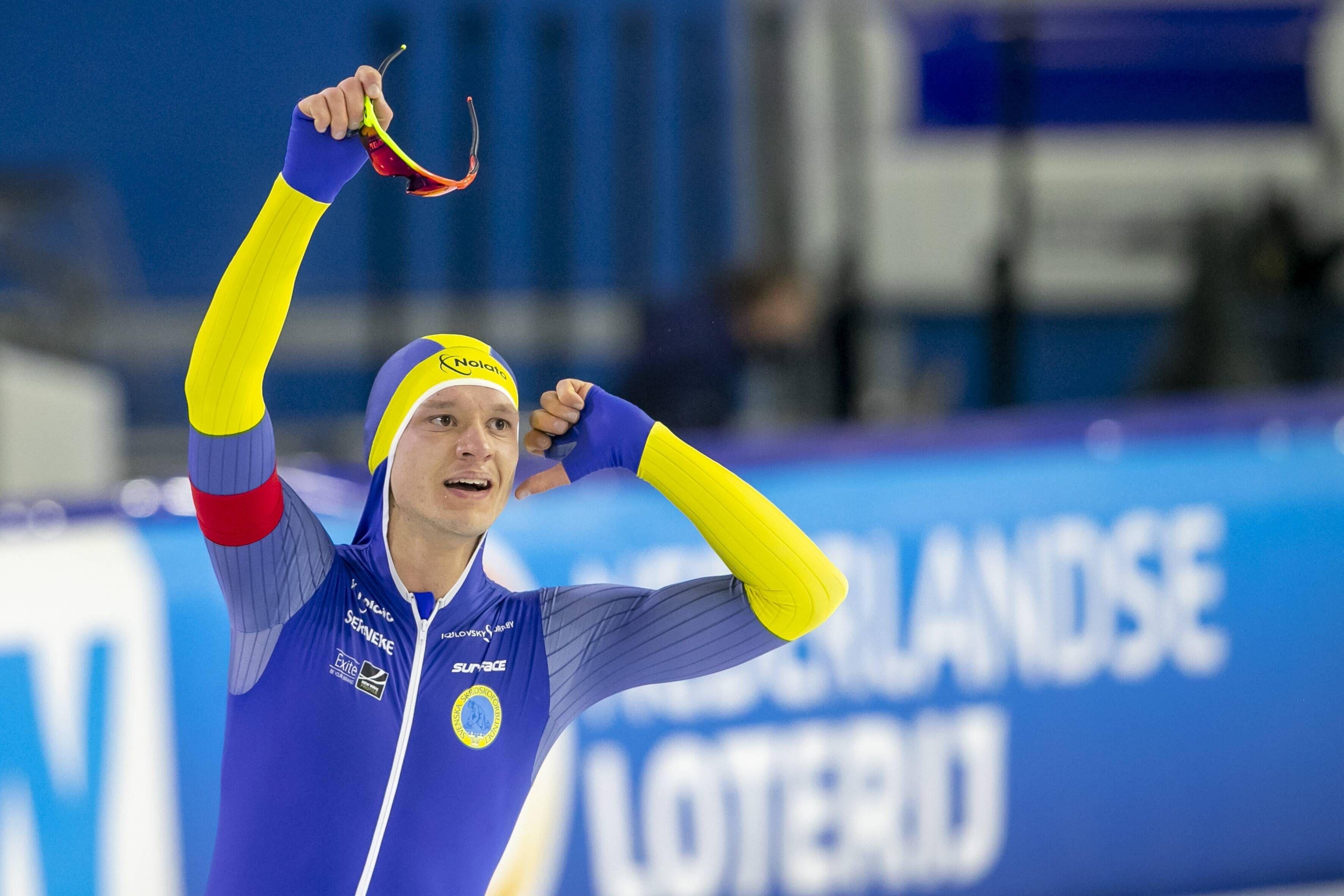 Кулижников завоевал серебро ЧМ-2021 по конькобежному спорту