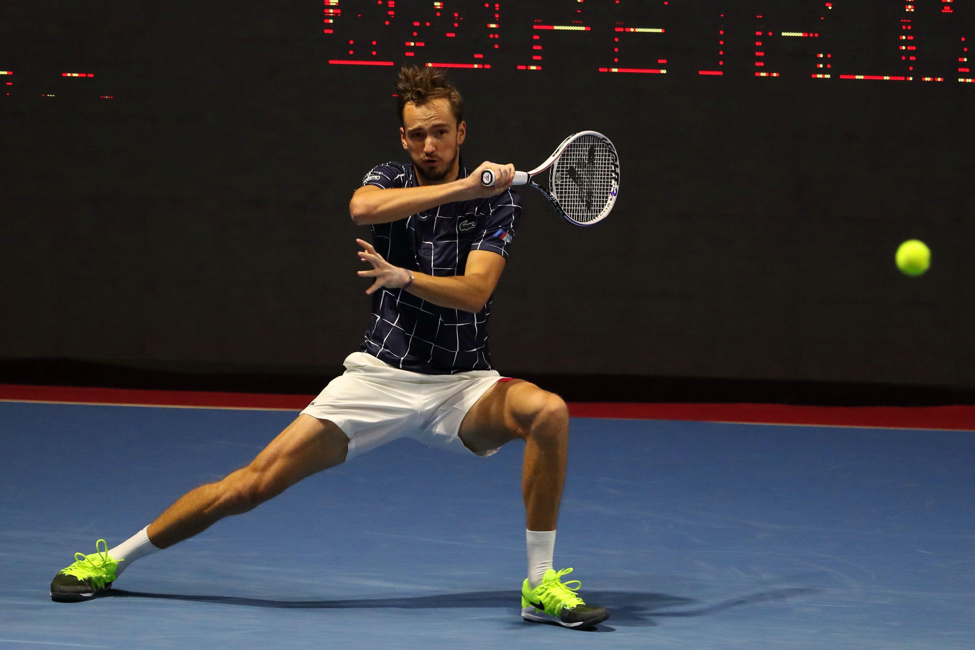 Теннис, Australian Open, третий круг, Медведев - Краинович, прямая текстовая онлайн трансляция