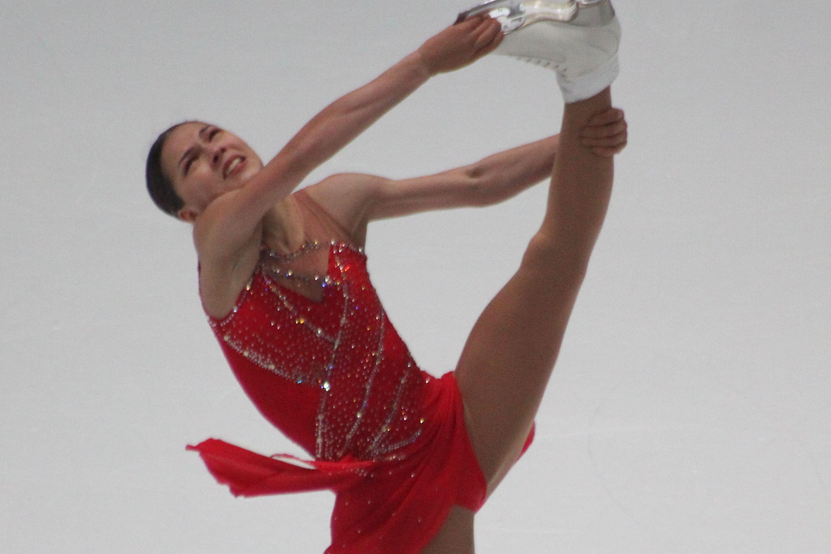 Фигуристка Константинова выступит на соревнованиях в конце марта