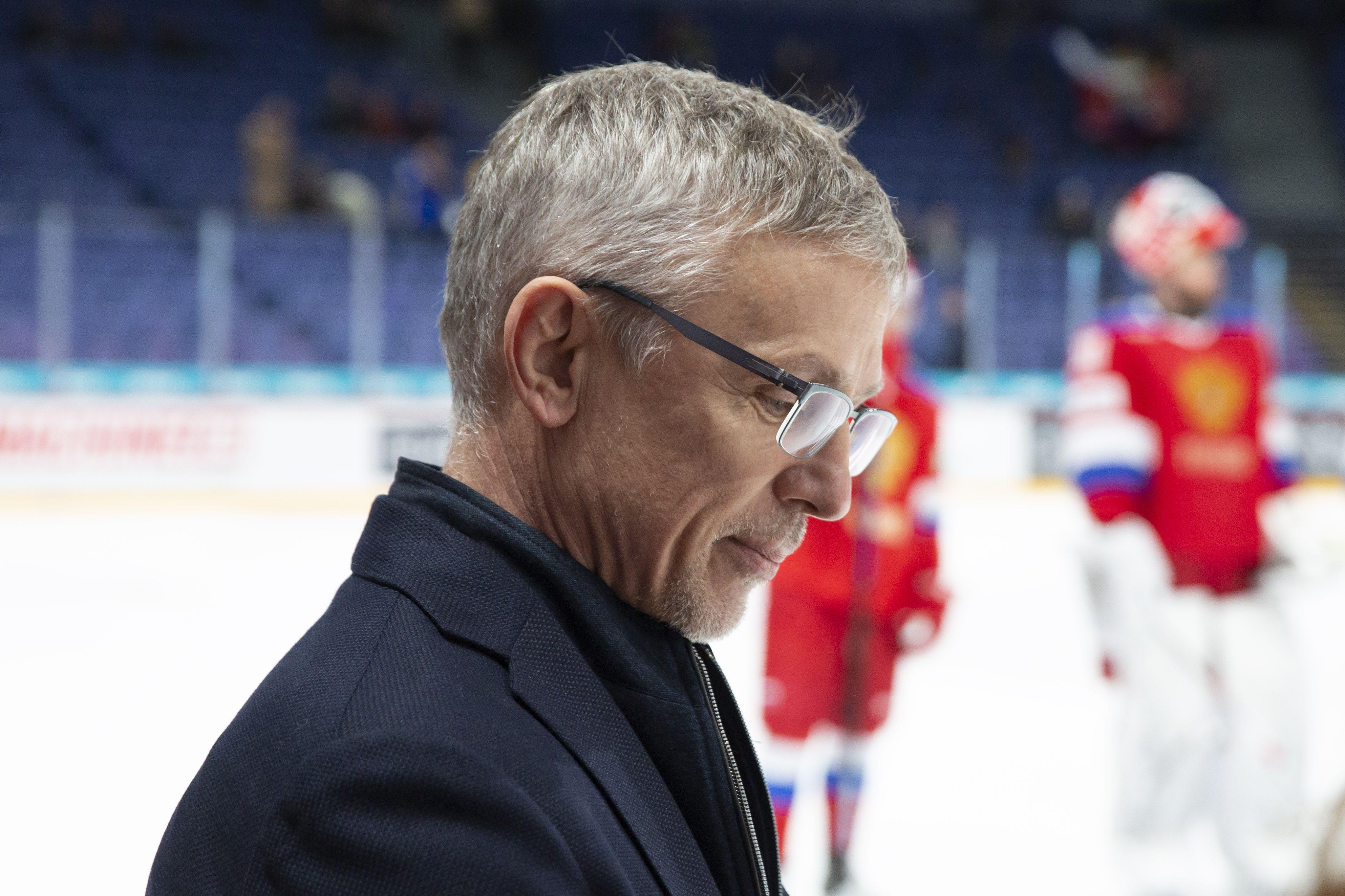 Ларионов прокомментировал победу сборной России в Евротуре