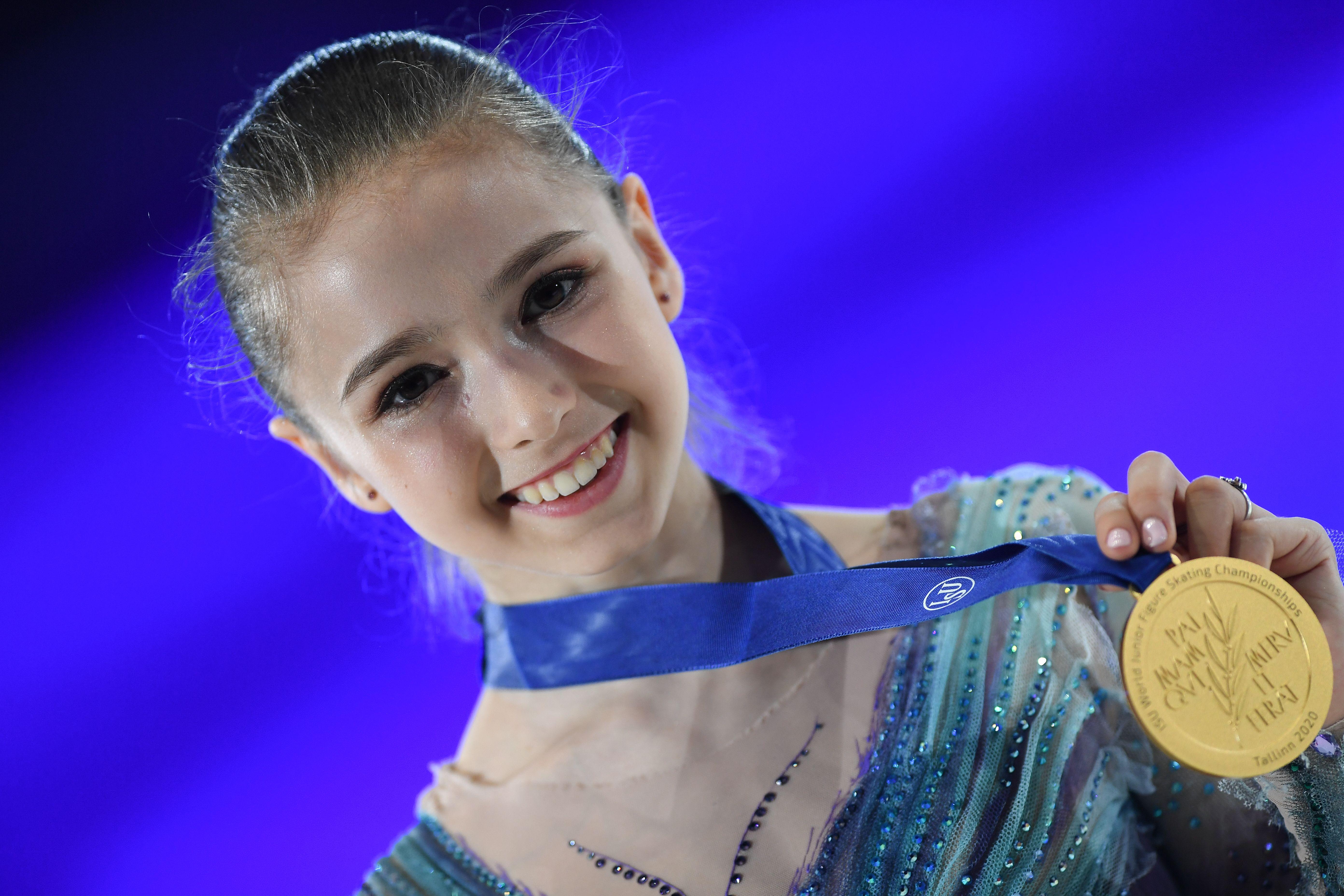 Сотникова не считает Валиеву главным претендентом на золото ОИ-2022