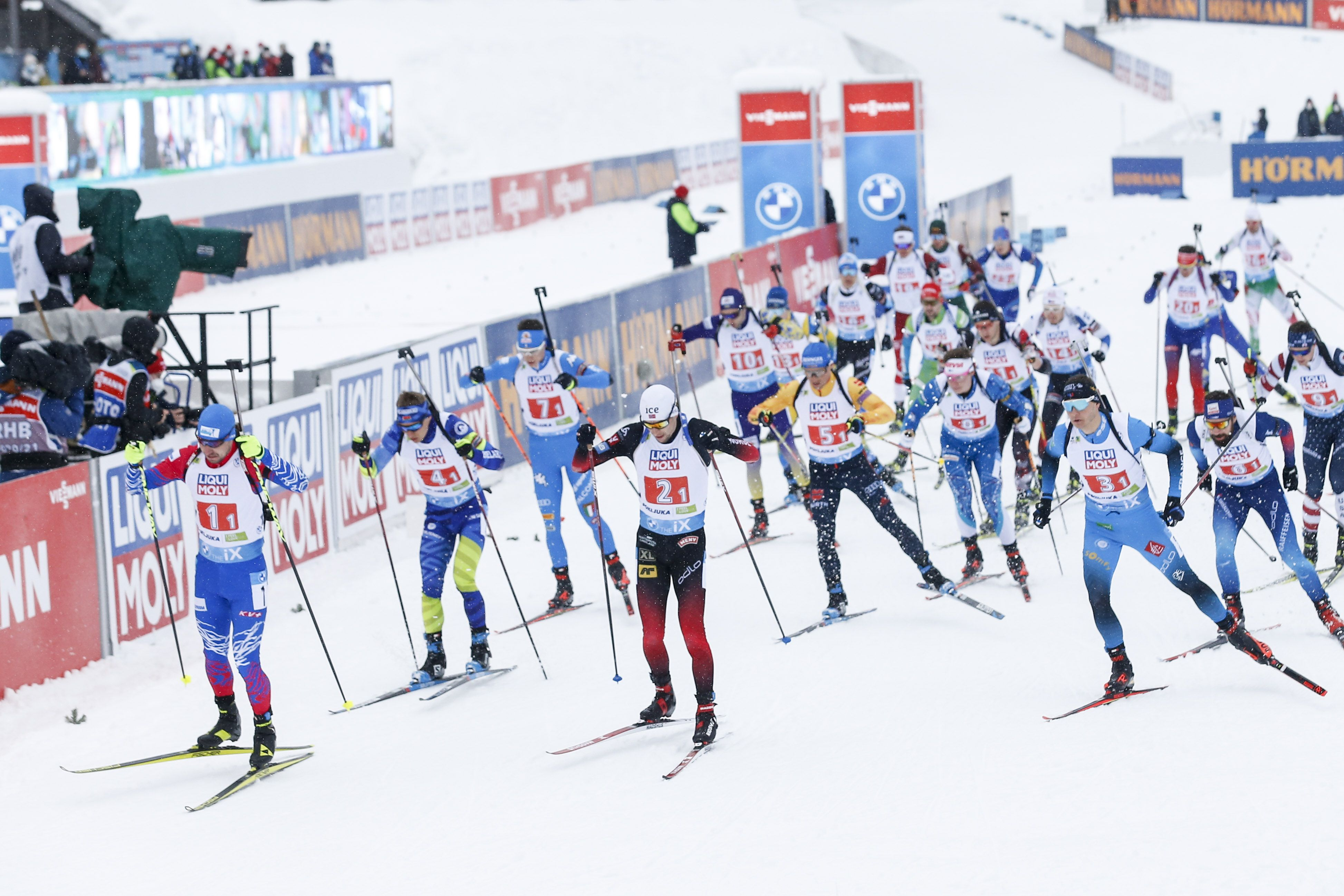 Польховский ответил экспертам, критикующим подготовку сборной к ЧМ в Поклюке