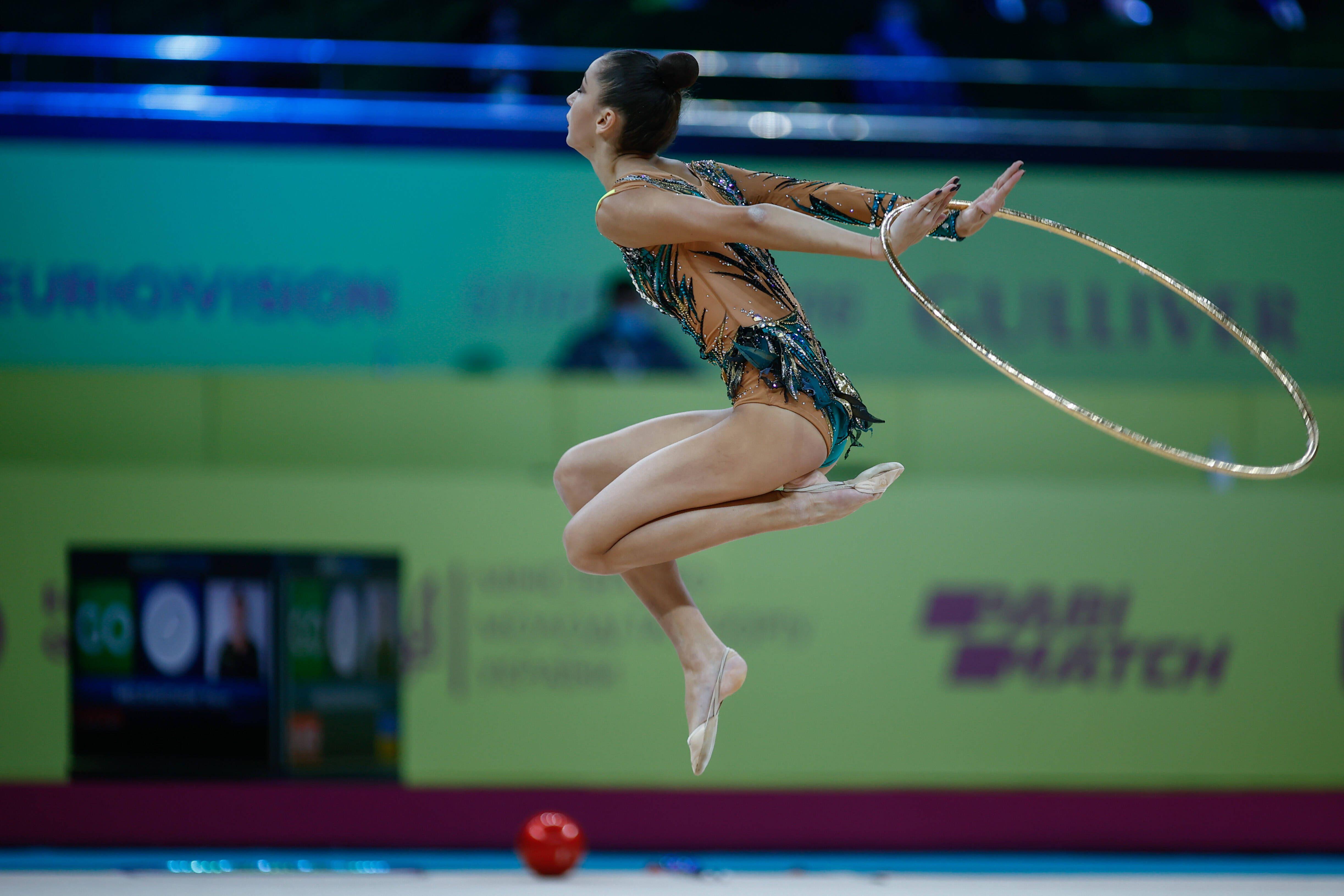 У 21-летней чемпионки Европы по художественной гимнастике Юзьвяк диагностирована онкология